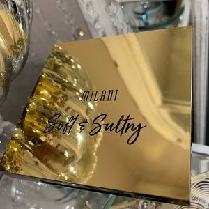 Milani 💕 Soft & Sultry Eyeshadow Palette